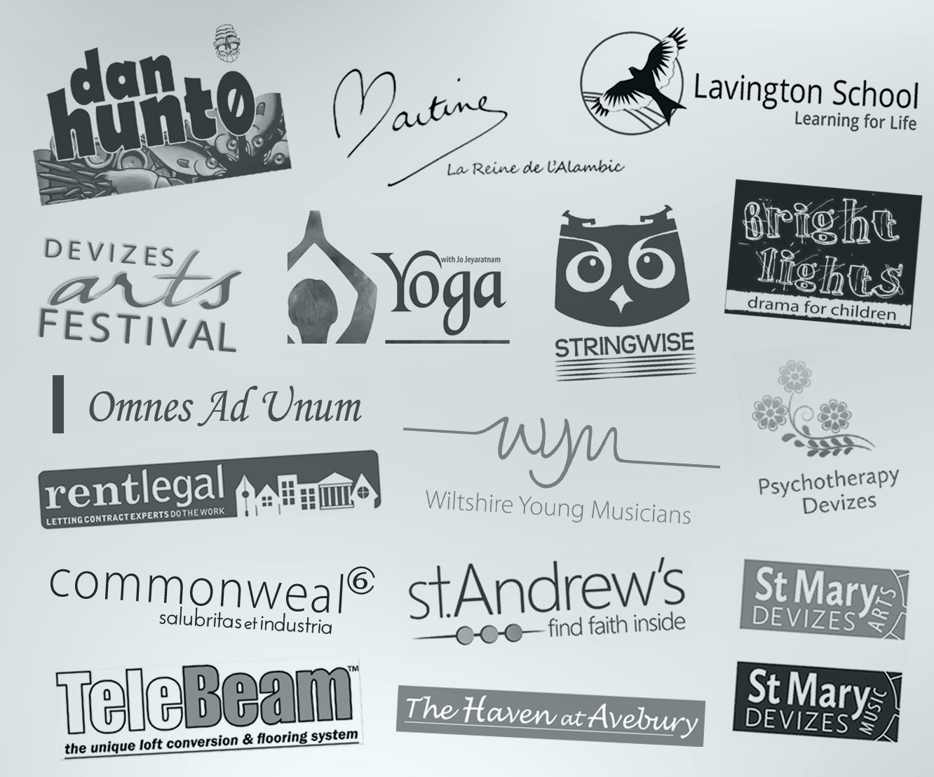 Branding for business, schools & non-profits in Wiltshire